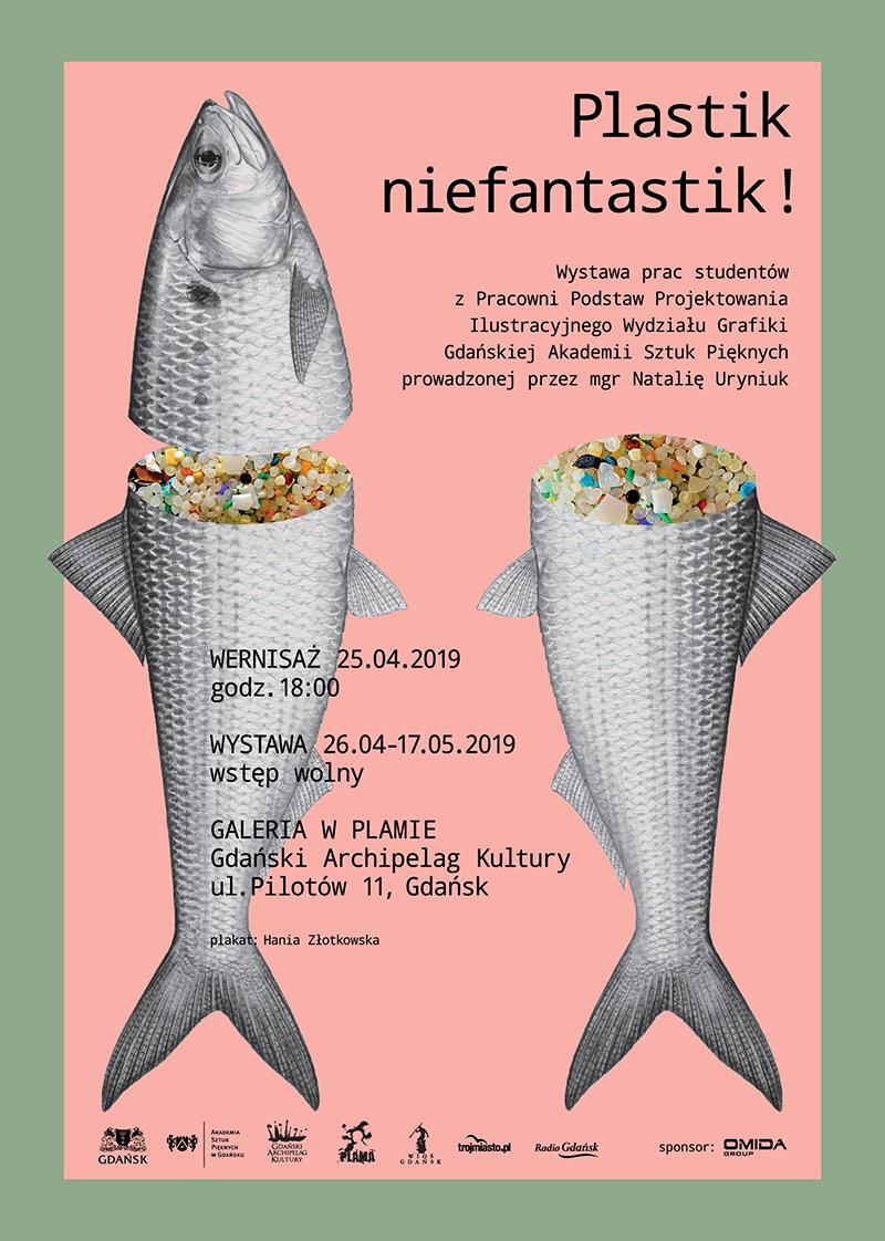 Plastik Niefantastik Przez Sztukę Do Ochrony Bałtyku